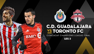 CONCACAF Champions League Final 2018