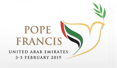 Pope Francis UAE 2019