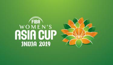 FIBA Women's Asia Cup 2019