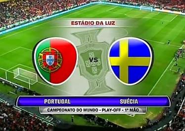 Portugal vs Suecia (NOV2013)