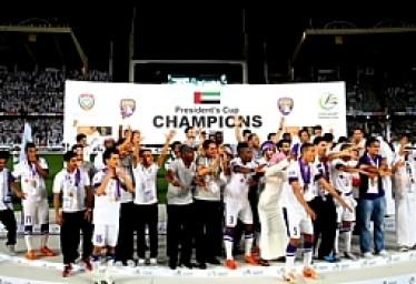 Dubai Presidents Cup Final (MAY2014)