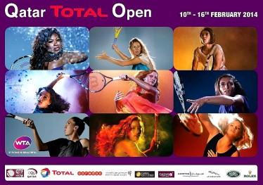 Qatar Total Open (FEB2014)